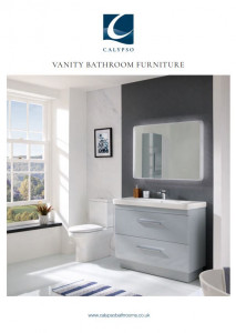 Calypso Vanity Bathroom Furniture